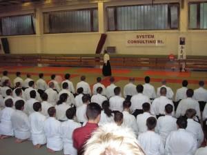Seminár: Nobuyoshi Tamura, 30.4.2006 - Budapešť